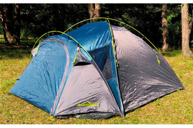 Палатка 4-місна Adventuridge
