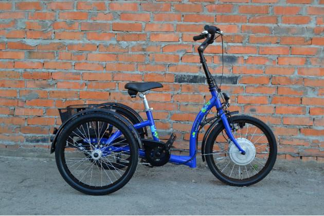 Електровелосипед Schuchman (не комплект)