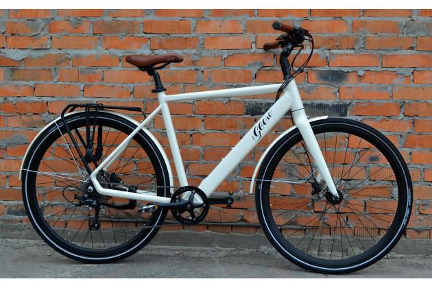 Електровелосипед Geero 1