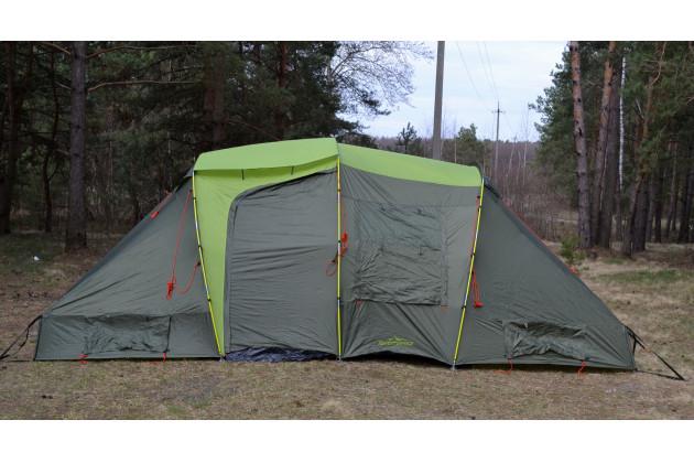 Палатка кемпінгова 4-х місна Adventurige